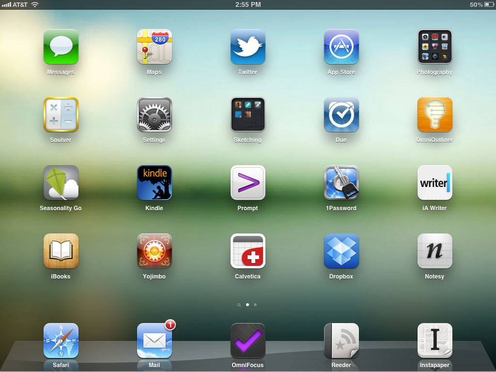 Home Layout App the apps that stuck in 2011 — ipad edition – the brooks review