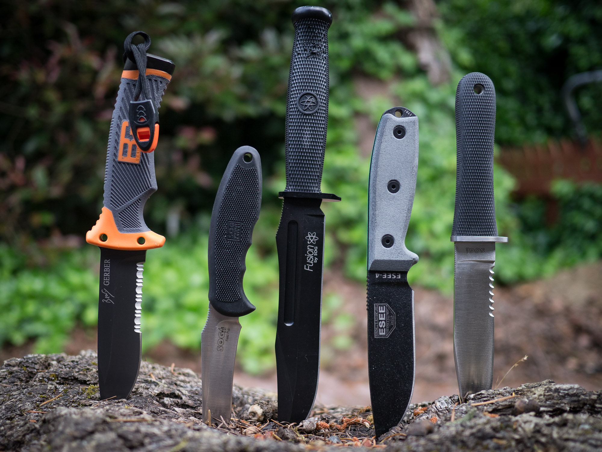 Survival Knives The Brooks Review
